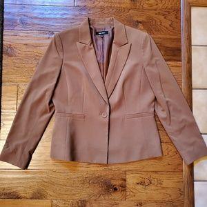 EUC Nine West camel blazer
